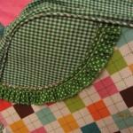 5-Pocket-Bag vordere Tasche