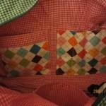 5-Pocket-Bag Handy- und Stiftetasche