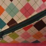 5-Pocket-Bag vorderer Reißverschluss